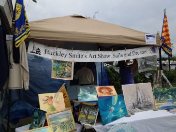 Bucky Smith's Art Show