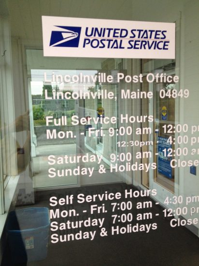 Lincolnville Post Office