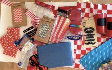 Craft Supplies Circus Theme