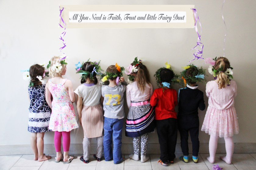 Woodland Fairy Birthday Party at Seasons Family Centre in the Annex