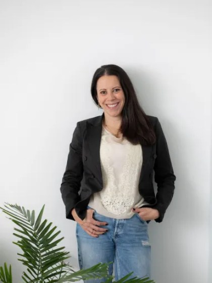 Registered Psychotherapist Nikki Goldman-Stroh