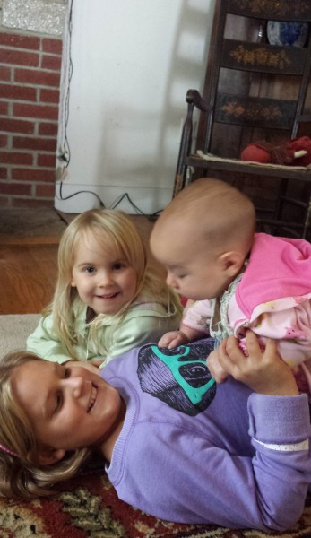 riss, gracie and adele