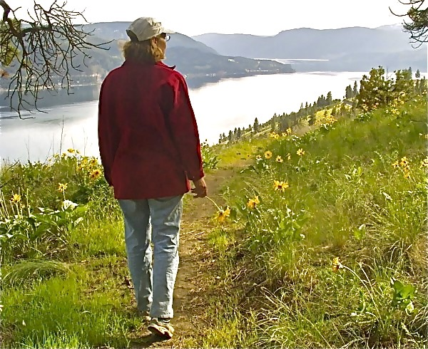 Okanagan Lake Trails