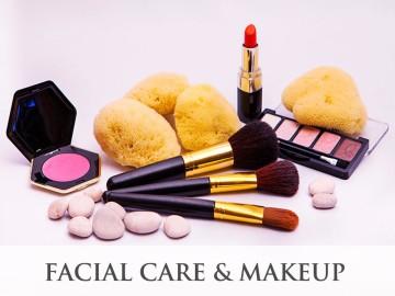 Facial Care & Makeup sponges - product category, SeaSponges.eu