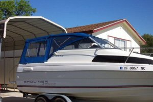 Bayliner-enclosure