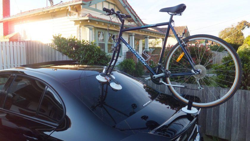 Talon Bike Rack Window Mount - Ford Falcon