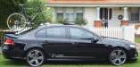 Ford Falcon Bike Rack - The Talon