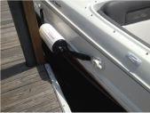 152mm SeaSucker white with handle fender