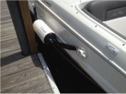 152mm SeaSucker white with handle fender