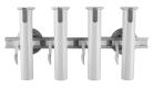 SeaSucker 4 Rod Holder with two 152 mm Vacuum Mounts