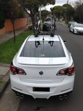 HSV Senator Bike Rack - The Mini Bomber Solution