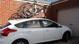 Ford Focus - The SeaSucker Bomber Bike Rack