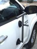 Vehicle Mounted Rifle Rest