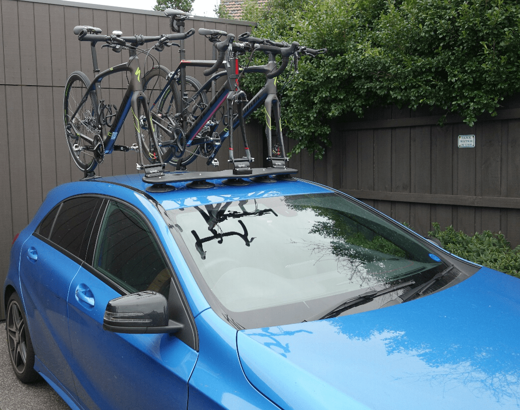 Mercedes A200 Bike Rack