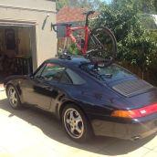 Porsche Carrera Bike Rack