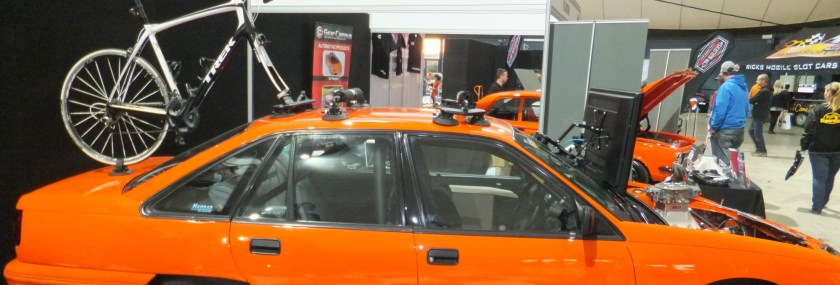MotorEx 2016 Exhibition