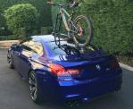 BMW M6 Bike Rack - The SeaSucker Talon