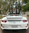 Porsche GT3 Bike Rack - SeaSucker Mini Bomber