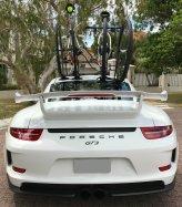 Porsche GT3 Bike Rack - SeaSucker Mini Bomber
