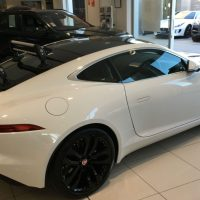 Jaguar F-Type Ski Rack