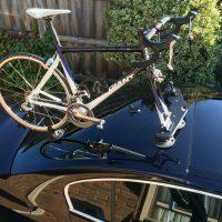 VW Passat Bike Rack