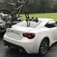 Toyota 86 Bike Rack