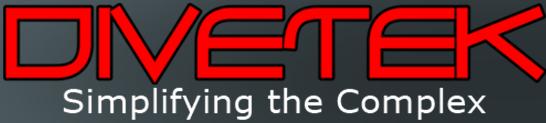 DiveTek Logo
