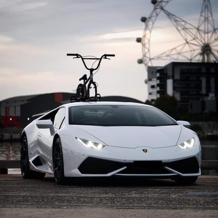 Lamborghini Huracan Bike Rack Seasucker Down Under