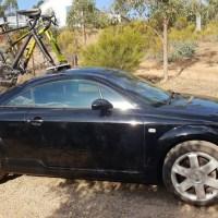 Audi TT Bike Rack