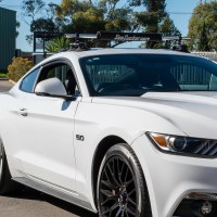 Ford Mustang Roof Rack