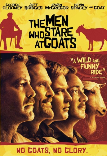 The Men Who Stare At Goats Dvd Contest Seat42f