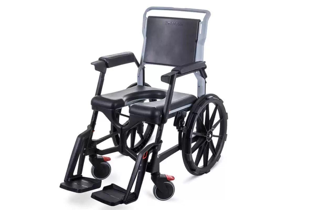 Portable Shower Wheelchair Portable Commode Chair Seatara