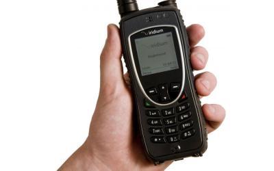Using your Iridium 9555 or 9575 Satellite Phone