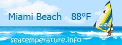 Sea water temperature Ocean Temperature