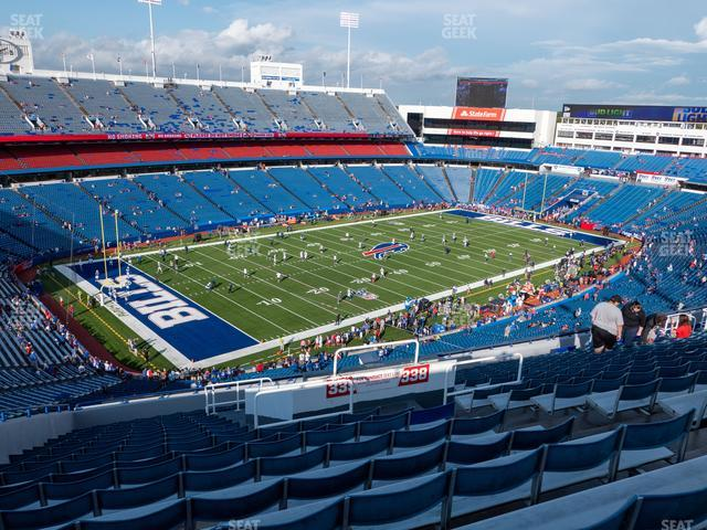 New Era Field Section 308 Seat Views Seatgeek
