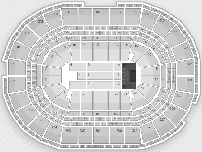 Td garden seating chart with seat numbers for Td garden seating chart with seat numbers