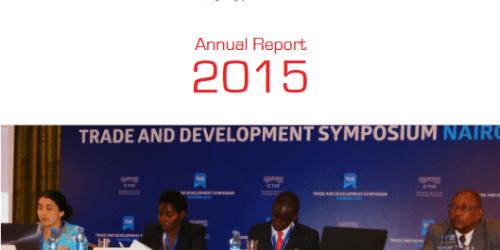 SEATINI ANNUAL REPORT 2015