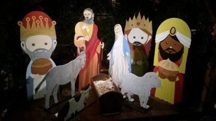 our nativity scene!!!