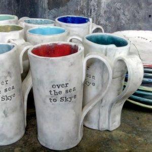 Mug, Skyeworks gallery