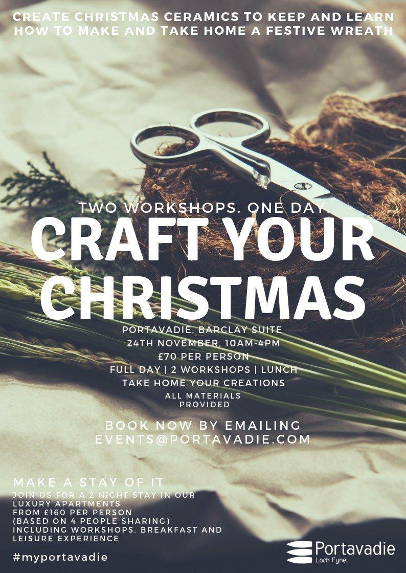 craft your christmas