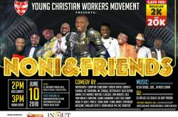 Noni & Friends Comedy Xclusive