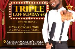 Triple Laff Sunday 4.0