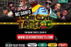 Mc Danfo Comedy Traffic