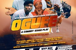 OGUFE … A COMEDY STAGE PLAY