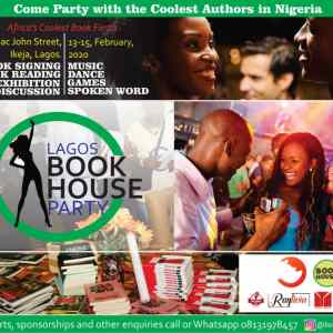 Lagos Book House Party