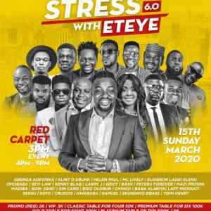 Laugh Out Stress 6.0 With Eteye