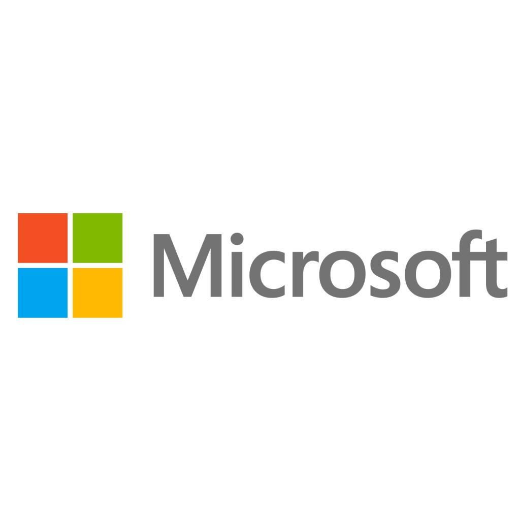 Microsoft Silver Sponsor