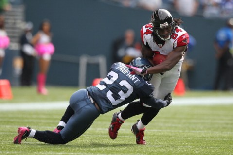 Marcus Trufant Appears Headed Back To The Seahawks' Starting ...