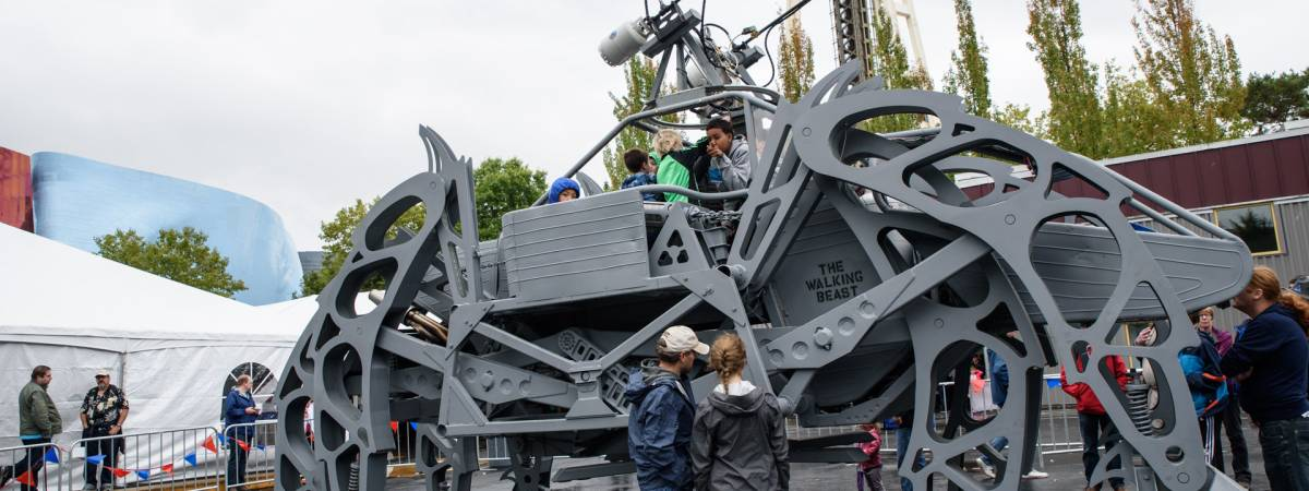 Seattle Mini Maker Faire