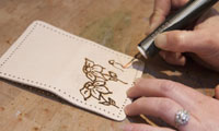 Traditionally Made: Moxie & Oliver Handmade Leather Goods